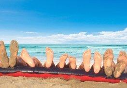 Betriebsurlaub im Sommer