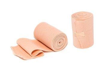 Kompressionsstrümpfe und Bandagen